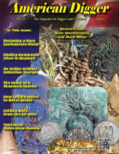 American Digger, Vol. 13, Issue 1, January - February 2017
