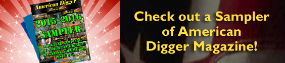 Check out a Sampler of American Digger Magazine!