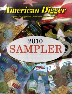 2010 American Digger Magazine Sampler